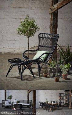 ORIGINALS Black, meble rattanowe Sika-Design