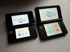 3DS vs. 3DS XL