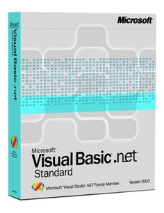 Microsoft Visual Basic .NET Standard 2003 [Old Version] - Find Me The Cheapest Price	:  $26.99