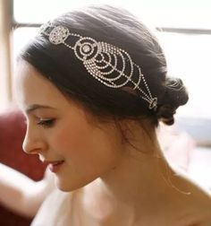 2017 Elegant Rhinestone Bridal Stretch Headband For Women And Girls Bride Hair Piece, Bridal Hair Band Bridal Hair Accessories From Janet2011, $15.58 | Dhgate.Com