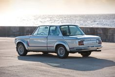 The BMW 2002 Turbo was the first European production car to be fitted with a turbo, paving the way for cars like the Porsche 930 in the years shortly thereafter. The 2002 model series is one of BMW's most famous, the story of how it came to be is too good not to share –...