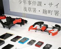 Teenage serial drone flier arrested over threat to buzz Tokyo street festival | If the boy is found guilty, he could be sent to prison for up to three years.