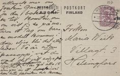 Correspondence of Maria Wiik and Helene Schjerfbeck, who is maybe most influental artist for me. Helene Schjerfbeck, Fountain Pens, Painters, Finland, Letters, Artists, Reading, Paper, Books