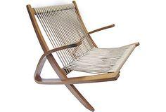 Jonathan Rachman - Rope Chair