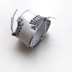 Keramik Ring Modell Ronny