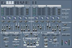 GWAVE II    http://sound.jp/naska/software.html