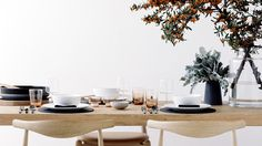 Lovely, simple, organic tabletop - Live With Us - Country Road