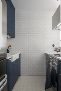 Small Kitchen Ideas to Steal from a Swedish Kitchen | Apartment Therapy