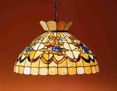 20 Inch W Bumble Bee Pendant Ceiling Fixture