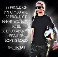 Ashlyn Harris (c)