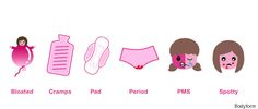 Period Emoji Campaign Launches To Destigmatise That Time Of The Month