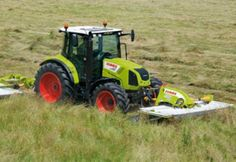 claas tractors | CLAAS has met the challenge of adapting the technology of the top ...
