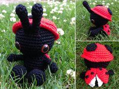 Amigurumi Ladybug by SanneMarije