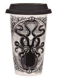 Back In Stock - Kraken Up Octopus Travel Mug at ShopPlasticland.com
