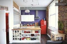 Dbl Room Loft-Style Shoreditch Flat in London
