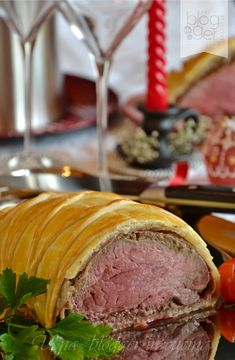 Filetto in crosta alla Wellington - Beef Wellington