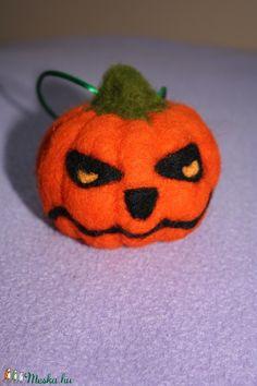 Halloween  morcos tököcske (Malnacskaworkroom) - Meska.hu