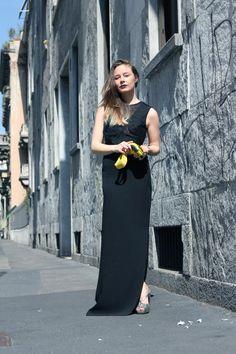 @Raoul Symons long dress 1 look