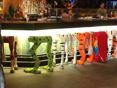 Dine with the Animals at Rainforest Cafe|i.seeKissimmee Blog