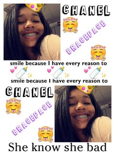 """""""INTRO~CHANEL"""" by boss-fleek ❤ liked on Polyvore featuring art and Bracefacegang"""