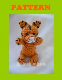 Handmade by Just-in: you name it, you have it - free amigurumi pattern
