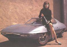 1967 Gene Winfield's Piranha, a.k.a. The Man From U.N.C.L.E. car