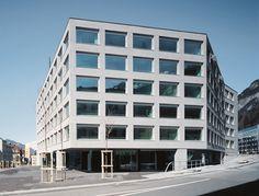 STAUFER & HASLER - Stadthaus und Medienzentrum SRG, Chur