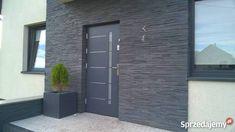 Exterior Design, Interior And Exterior, Tall Cabinet Storage, House Plans, Home Improvement, Garage Doors, Walkways, Stone, Outdoor Decor