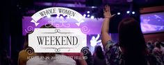Join us August for Whole Women Weekend. Featuring Annie Lobert of Hookers for Jesus. Register by August August 27, Feeling Alone, Annie, Join, Feelings, Girls, Toddler Girls, Feeling Lonely, Being Lonely