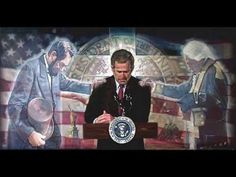A beautiful song thanks for President W. Bush.....written and sung by Steven Curtis Chapman: Thank You, Mr. President. <3