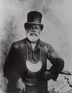 Australian Aboriginal King of Illawarra Mickey Johnson 1834 - 1906 Aboriginal Culture, Aboriginal People, Australian Aboriginal History, World Poverty, Australian Aboriginals, Australian People, Australia Day, Indigenous Art, First Nations