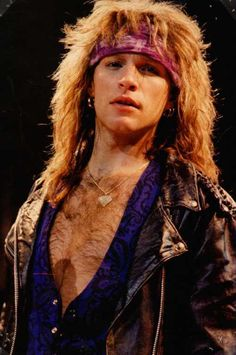 "Oh my. ...those lips. // I remember this ""Never Ending Tour"" days of 1987-1988-1989. Now *those* were the days..."