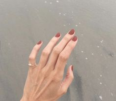 Want some ideas for wedding nail polish designs? This article is a collection of our favorite nail polish designs for your special day. Simple Nail Art Designs, Nail Polish Designs, Nail Polish Colors, Nail Designs, Cute Nails, Pretty Nails, Hair And Nails, My Nails, Wedding Nail Polish