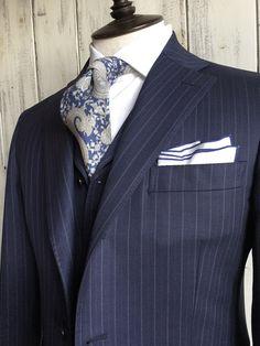 新着!着たくなるスーツをご紹介。No.1 – 難波店