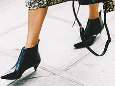 It's Official: There's a New Ankle Boot Trend in Town via @WhoWhatWearUK