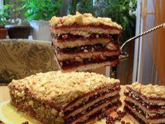 Татьяна Зубченко Огромная благодарность автору: lilmar Когда я впервые этот тортик испекла, то поняла, что это любовь с первого взгляда - ну как может оставить равнодушным сочетание сладкого песоч…