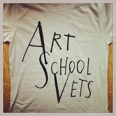 Artschoolvets x Butter Not Margarine exclusive edition.