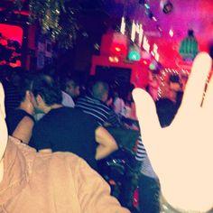 Tupper Ware club, Madrid night