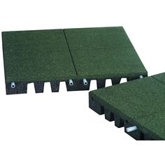 Shop for PlayFall Playground Green Safety Surfacing sq. Playground Mats, Playground Safety, Playground Flooring, Backyard Playground, Rubber Tiles, Rubber Mat, Transition Flooring, Outdoor Toys