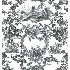 357 best wouldn titbence images on pinterest in 2018 furniture 1970 S Bathroom Wallpaper Blue black toile on white tissue paper 120 sheets