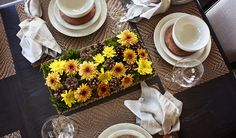 Get Inspired by Our Thanksgiving Tablescape - Richmond American Homes