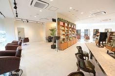 masago AVEDA|設計・デザイン実績|WHATS Inc./株式会社ワッツ|美容室サロンの設計・内装・デザイン