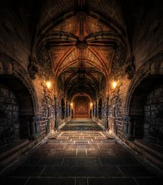 Dungeon of Chester Cathedral