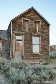 Bodie California, California Travel, Travel Photography, Cabin, House Styles, Gallery, Photos, Home, Roof Rack