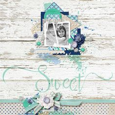 Layout using {Wide Open Sea} Digital Scrapbook Kit by Red Ivy Designs available at Sweet Shoppe Designs http://www.sweetshoppedesigns.com//sweetshoppe/product.php?productid=34590&cat=839&page=2 #redivydesigns