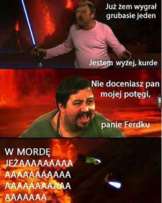 Starcie mistrza z uczniem - obrazki Jeja.pl