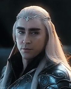 breathingbarduil:  actual look Thranduil gives Bard in the botfa extended edition. I'll just leave this here.