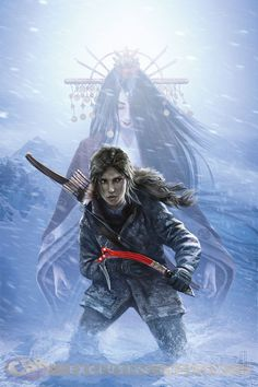Tomb Raider Lara Croft this Tomb Raider Comics, Tomb Raider Video Game, Tomb Raider Game, Tomb Raider Lara Croft, Indiana Jones, Video Game Art, Video Games, Geeks, Rise Of The Tomb