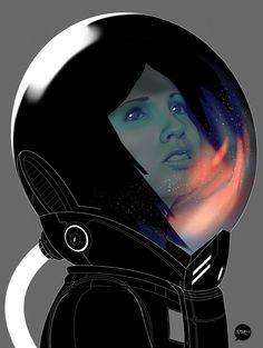 https://www.behance.net/gallery/17860367/Astrogirl