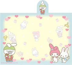 "Sanrio My Melody ""Variety"" Memo (Sheet) (4) | crazysugarbunny | Flickr"